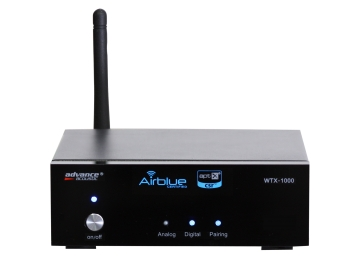 Advance Acoustic WTX 1000 HD Bluetooth receiver