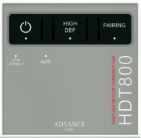 MEGJELENT AZ ADVANCE PARIS HDT800